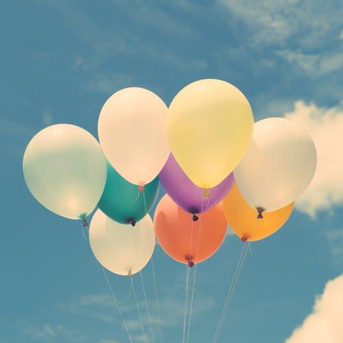 En god vinballon, det er nyttigt